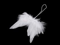 Angyal szárny dekor kicsi