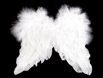 Feather Angel Wings 21x25 cm