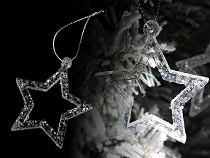 Vánoční hvězda Ø54 mm