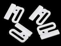 Fürdőruhakapocs / övkapocs szélessége  25 mm műanyag