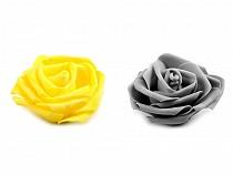 Dekorační pěnová růže Ø10 cm