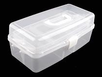 Großer Behälter / Kofferchen aus Kunststoff ausziehbar