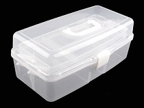 Plastic Storage Organizer Box