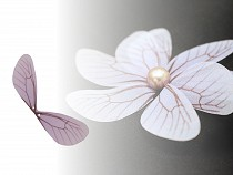 Krídla vážky - polotovar 2,5x8 cm