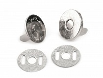Magnetic Snap Fasteners Ø14 mm thin