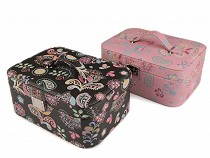 Jewellery Box Paisley 11x18.5x25.5 cm