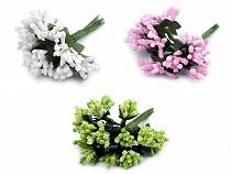 Pręciki do kwiatów na druciku / bukiecik