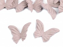 Cotton Butterfly 22x26 mm