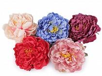 Künstliche Blume Pfingstrose mit Staubblättern