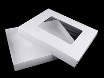 Paper Gift Box with Window