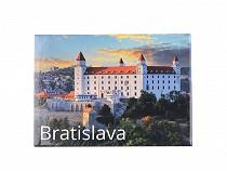 Magnet de frigider - Bratislava
