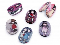 Cosmetic Pocket Mirror Girl