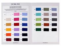 Colour Card - Polypropylene Webbings BX