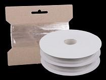 Silikónová guma / lastin šírka 20 mm elastická