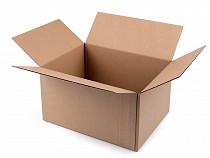 Cardboard box 34x26x19 cm