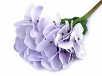 Umělá hortenzie velkokvětá k aranžování