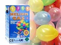 Hélium készlert 30 lufi