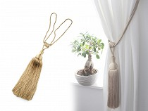 Large Decorative Curtain Tassels