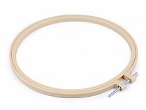 Vyšívací kruh plastový Ø20 cm