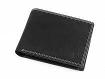Men Leather Wallet in Box