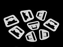 Kunststoffverschluss für Still-BHs Breite 14 mm