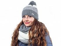 Damen Winterset Mütze und Halswärmer