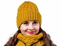 Ladies Winter Knit Hat