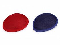 Base de sisal/produit semi-fini pour confection d'ornements pour cheveux
