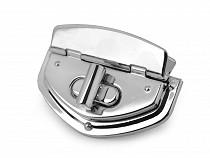 Handbag / Purse Lock Set 39x54 mm