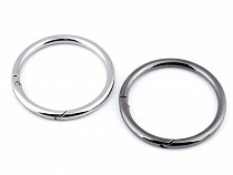 Locking Jump Ring / Key Ring Ø50 mm