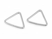 Průvlek trojúhelník šíře 20 mm