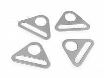 Cataramă triunghiulară / Inel triunghiular, lățime 40 mm