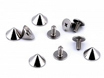 Decorative Screw Stud / Bottom Bag Feet Ø9.5 mm