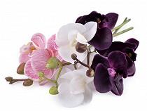 Umělá orchidej k aranžování 20 cm
