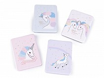 Cosmetic Pocket Mirror - Unicorn