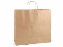 Papírová taška natural 40x43 cm