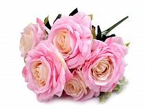 Művirág rózsa csokor