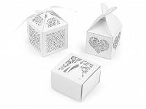Wedding Paper Box / Favor Box