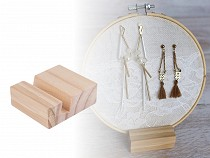 Holzständer für Stickrahmen 6x7 cm