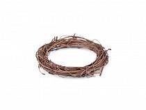 Small Twig / Wicker Wreath Ø10 cm