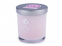 Scented Candle in Glass Arôme
