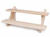 Dřevěný stojan / dekorační schůdky