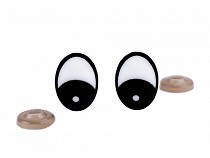 Safety Eyes 16x21 mm