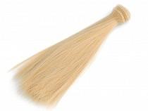 Peruka / włosy dla lalek 20 cm