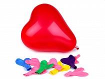 Aufblasbare Luftballons Herzen - Set
