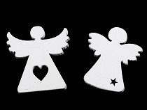 Christmas Wooden Cut-out Angel