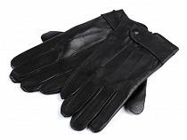 Rękawiczki męskie skórzane