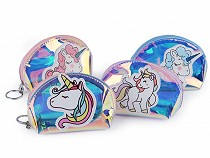 Holographic Wallet / Coin Case Unicorn