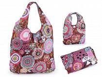 Foldable Shopping Bag 35x35 cm firm
