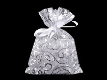 Organza Gift Bag 13x18 cm with prints